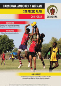 Garnduwa Strategic Plan