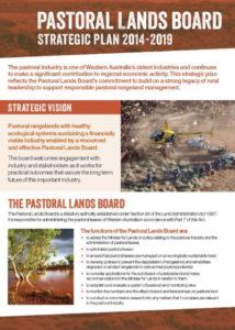 Pastoral Lands Board