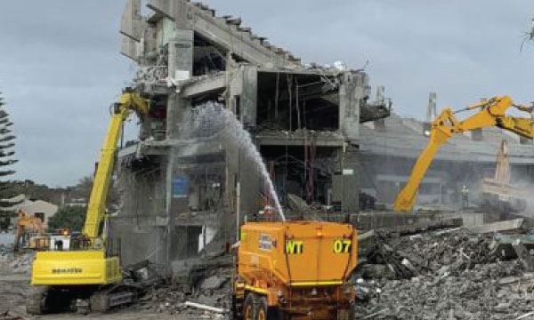 Subiaco Oval Demolition
